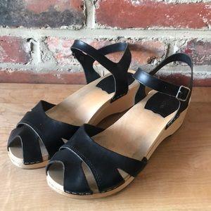Swedish Hasbeens Sandals Débutant